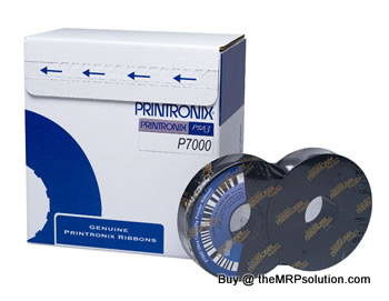 PRINTRONIX 255162-001 ULTRA CAPACITY PLUS RIBBON, P7000 New