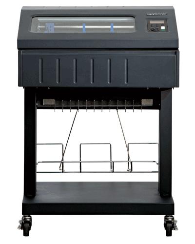PRINTRONIX P8P10-0121-000 PRINTER 1000LPM PED E-NET IPDS Refurbished