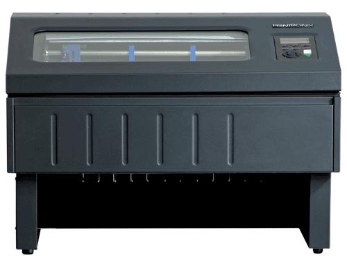 PRINTRONIX P8T10-0121-000 PRINTER 1000LPM TABLE E-NET IPDS Refurbished