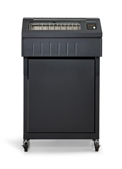 PRINTRONIX P8Z10-0121-000 PRINTER 1000LPM ZT PED E-NET IPDS Refurbished