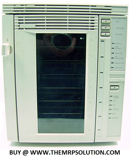 7 SLOT DLT4000 SCSI S/E AUTOLOADER