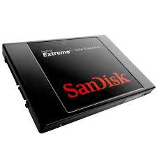 SANDISK SDSSDX-120G-G25 120GB SATA II SSD Refurbished
