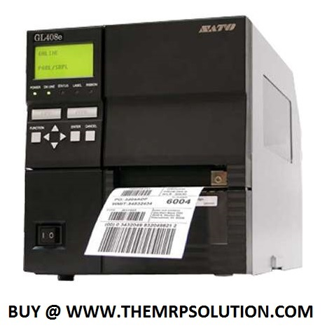 SATO GL408E PRINTER, THERMAL, GL408E Refurbished