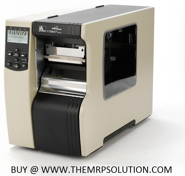 ZEBRA 110XI4 PRINTER, THERMAL Refurbished