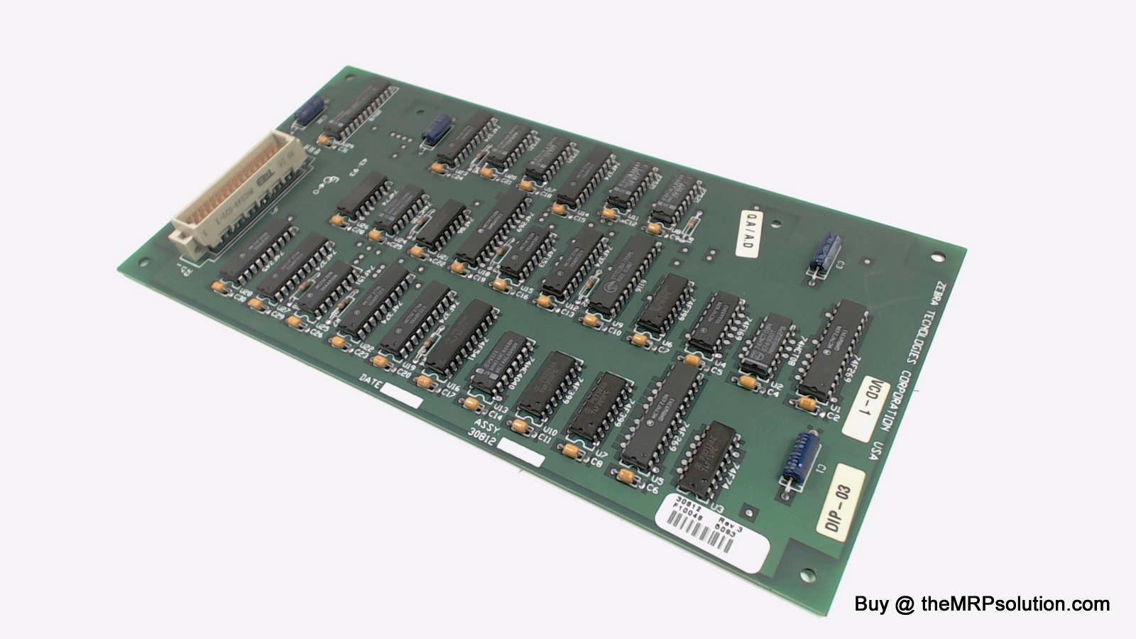 ZEBRA 30812 PWB CONTROLLER, E-CUBED New