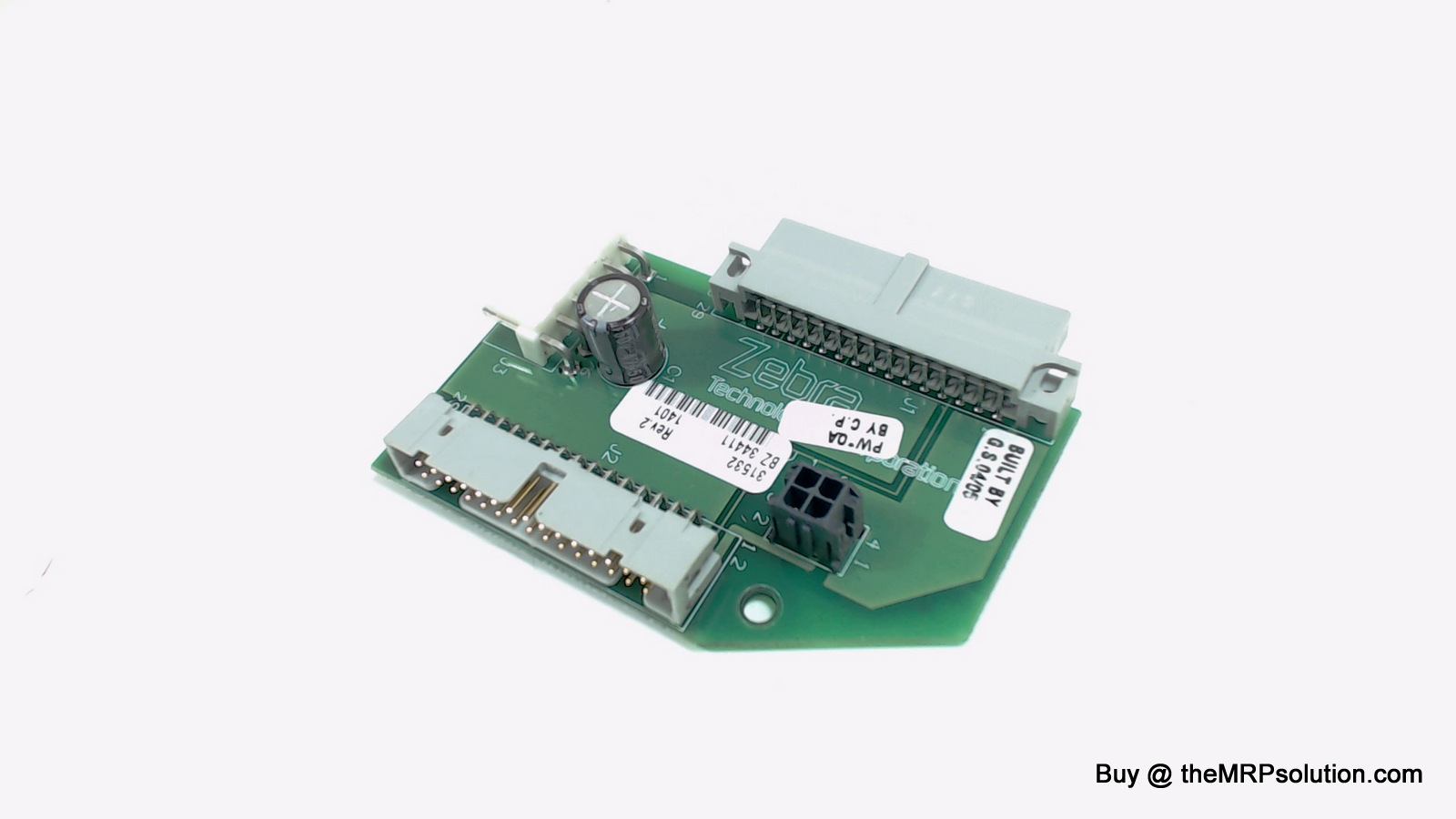 ZEBRA 31532 P/H ADAPTER BOARD, 170XI/105SE New