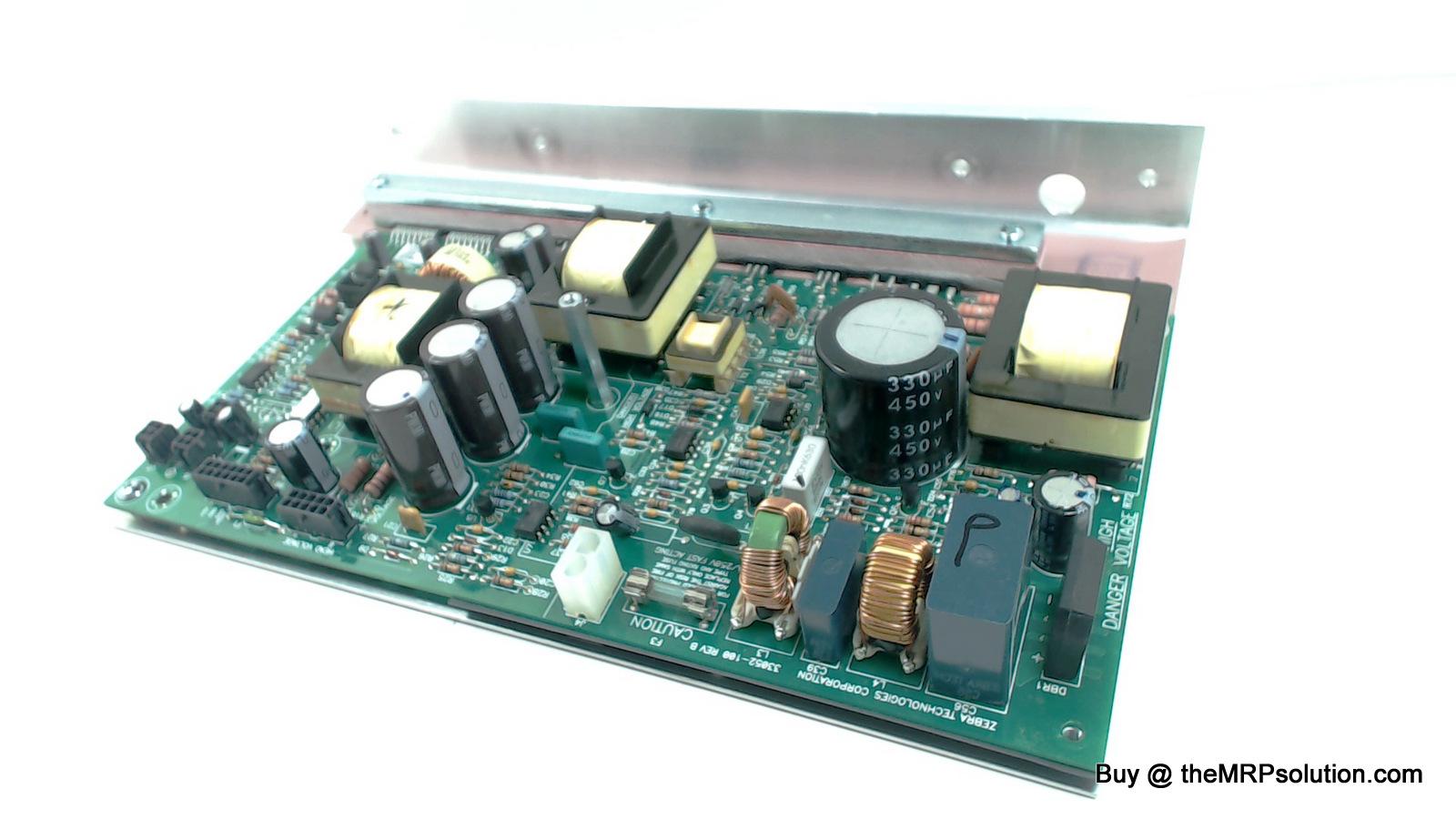 ZEBRA 33052M AC/DC POWER SUPPLY, 105SL/110XIIII New