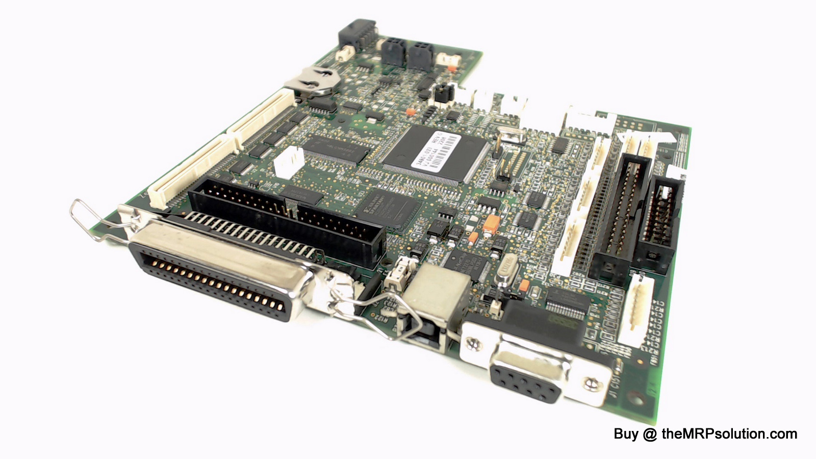 ZEBRA 34901-033 LOGIC BOARD, 64MB, 110XI III PLUS New