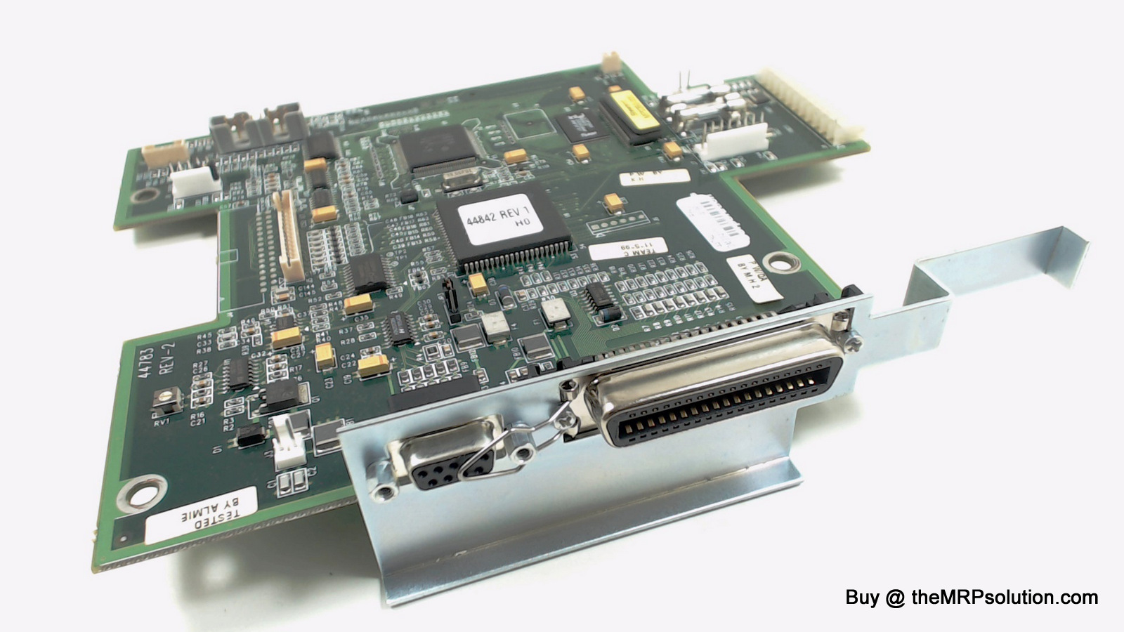 ZEBRA 44784M PWB, LOGIC BOARD, PAR, S400 New