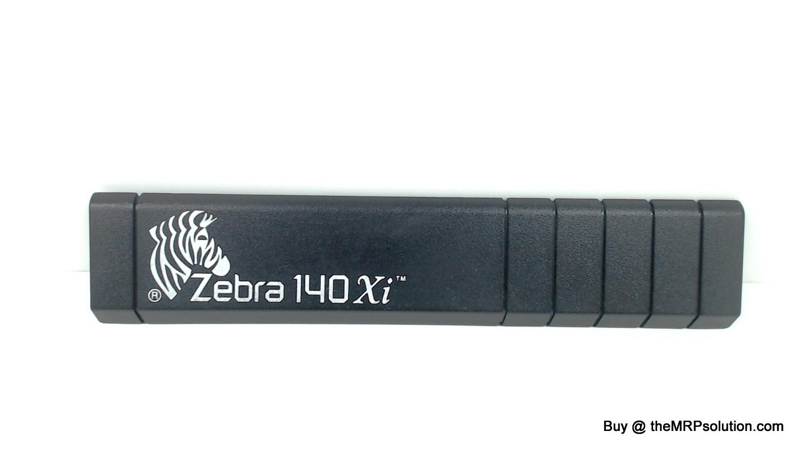 ZEBRA 46490-2 NAME PLATE, 140XI New