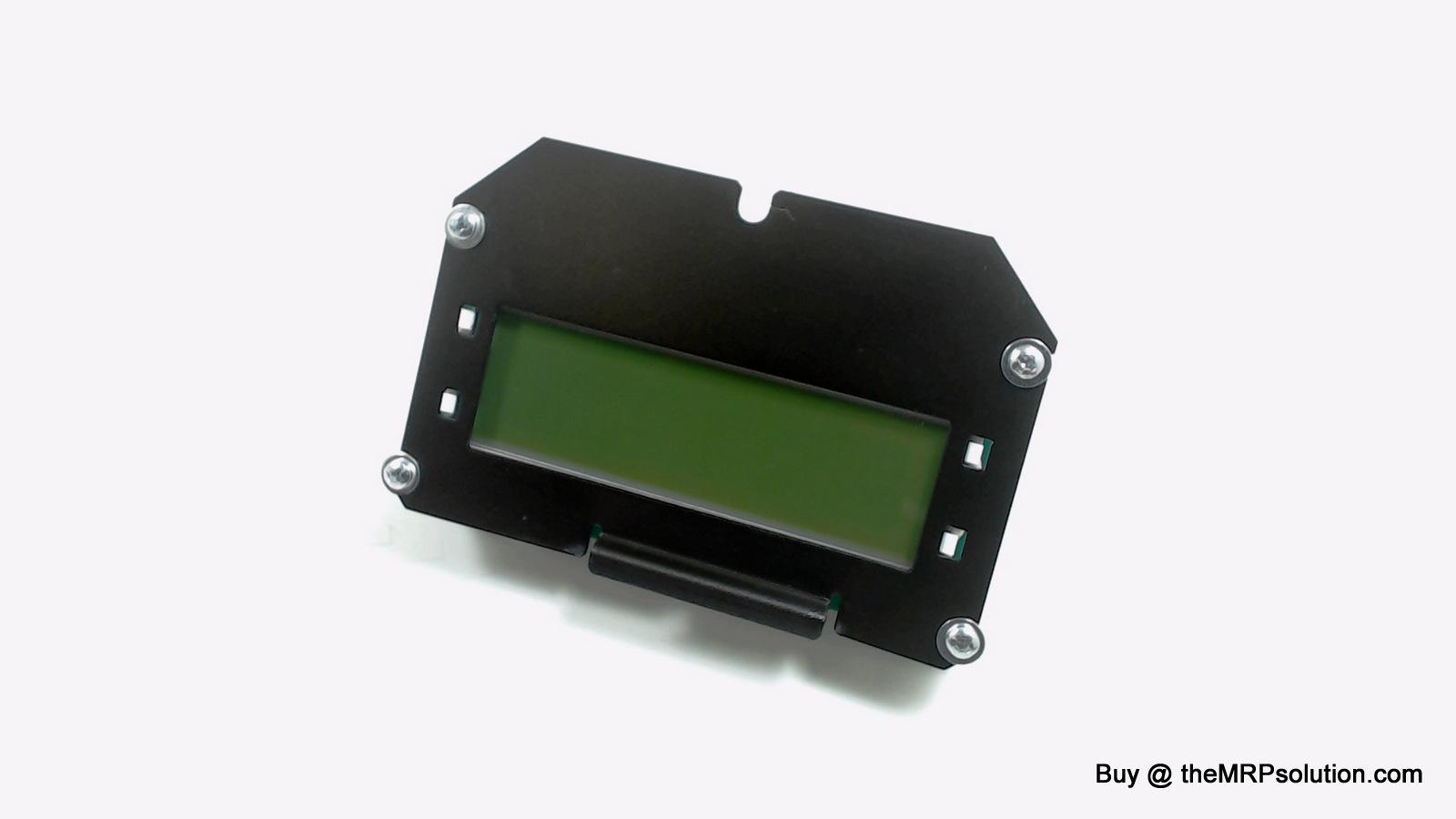 ZEBRA 49755M PWB, OP PANEL LCD, XI II/XI III New