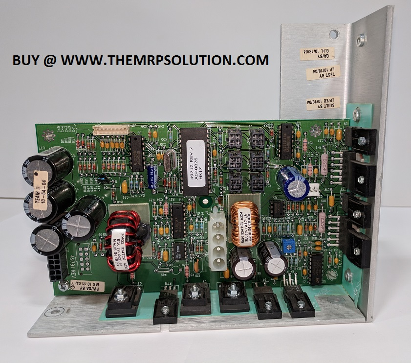 ZEBRA 49990 DC POWER SUPPLY, XI II Refurbished