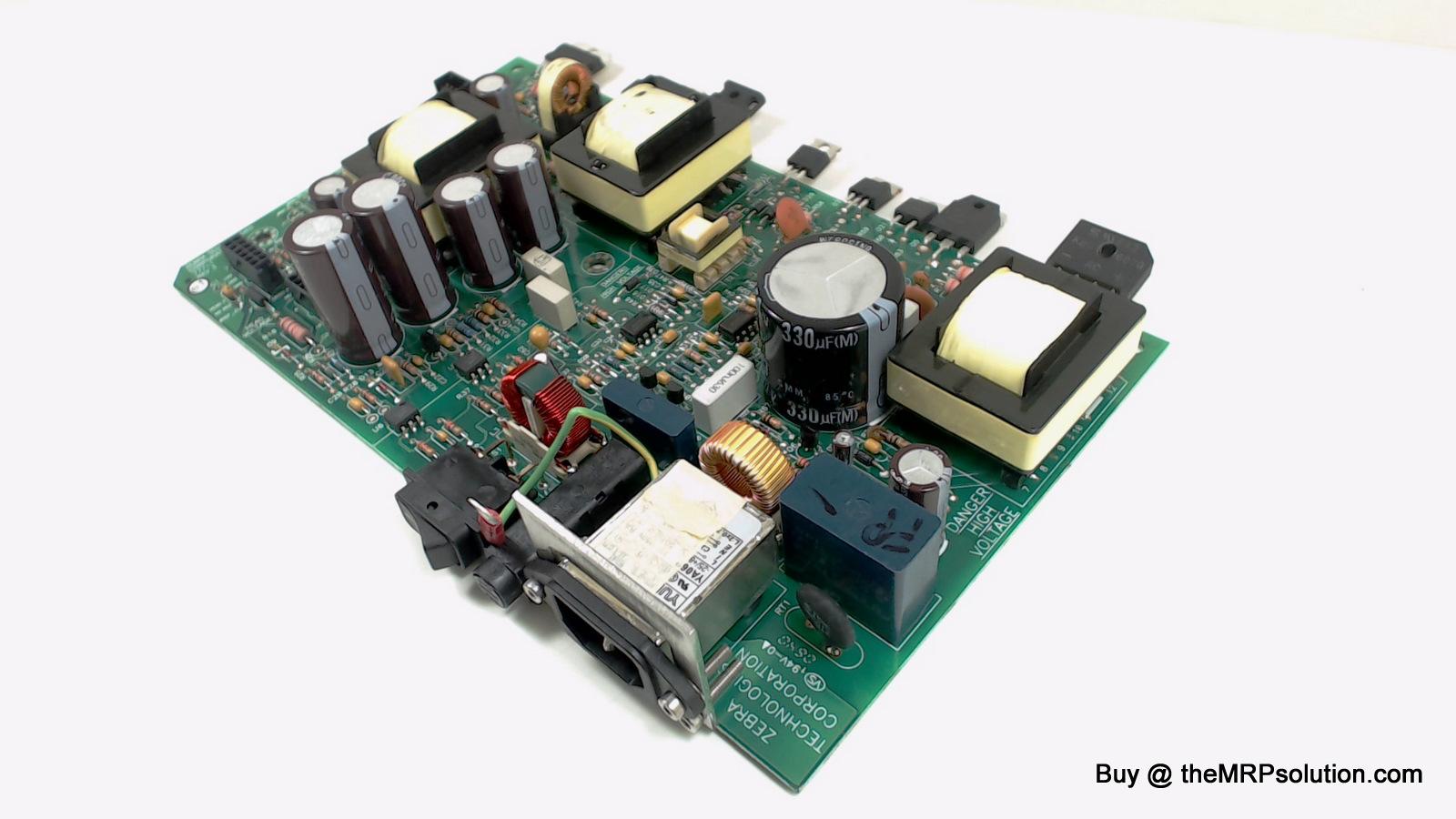 ZEBRA 77711-000 POWER SUPPLY, Z4000/Z6000 New
