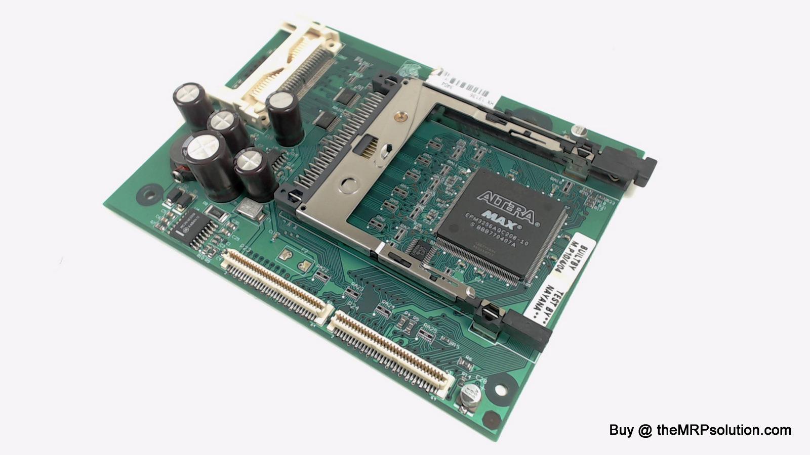 ZEBRA 79077 PCMCIA BOARD, Z4M PLUS New