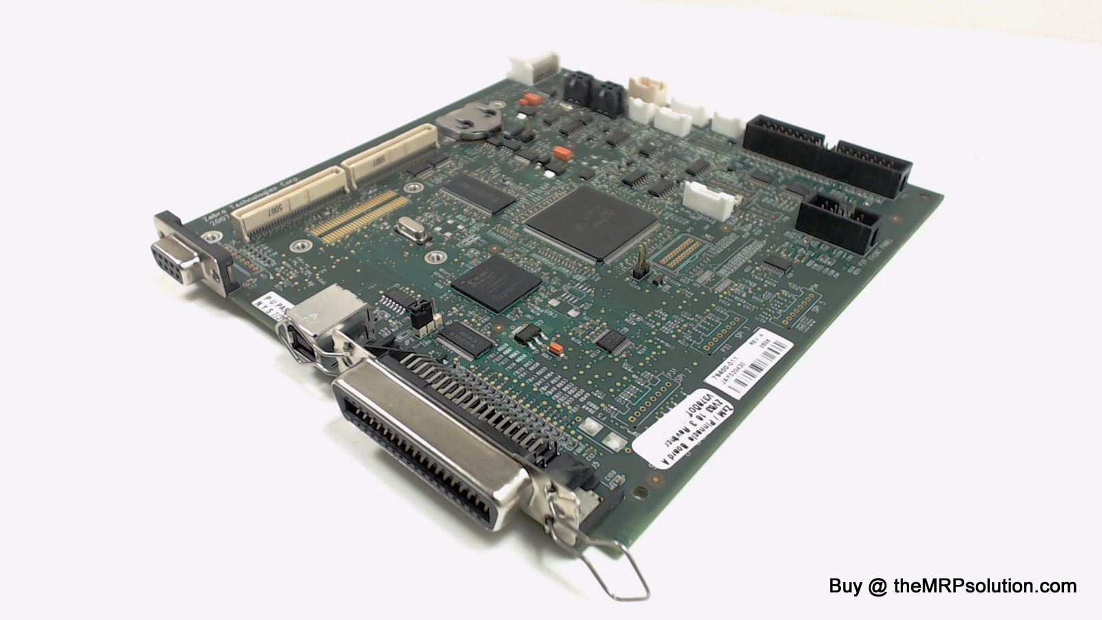 ZEBRA 79400-001M MAIN LOGIC BOARD, 8MB, ZMX00 New