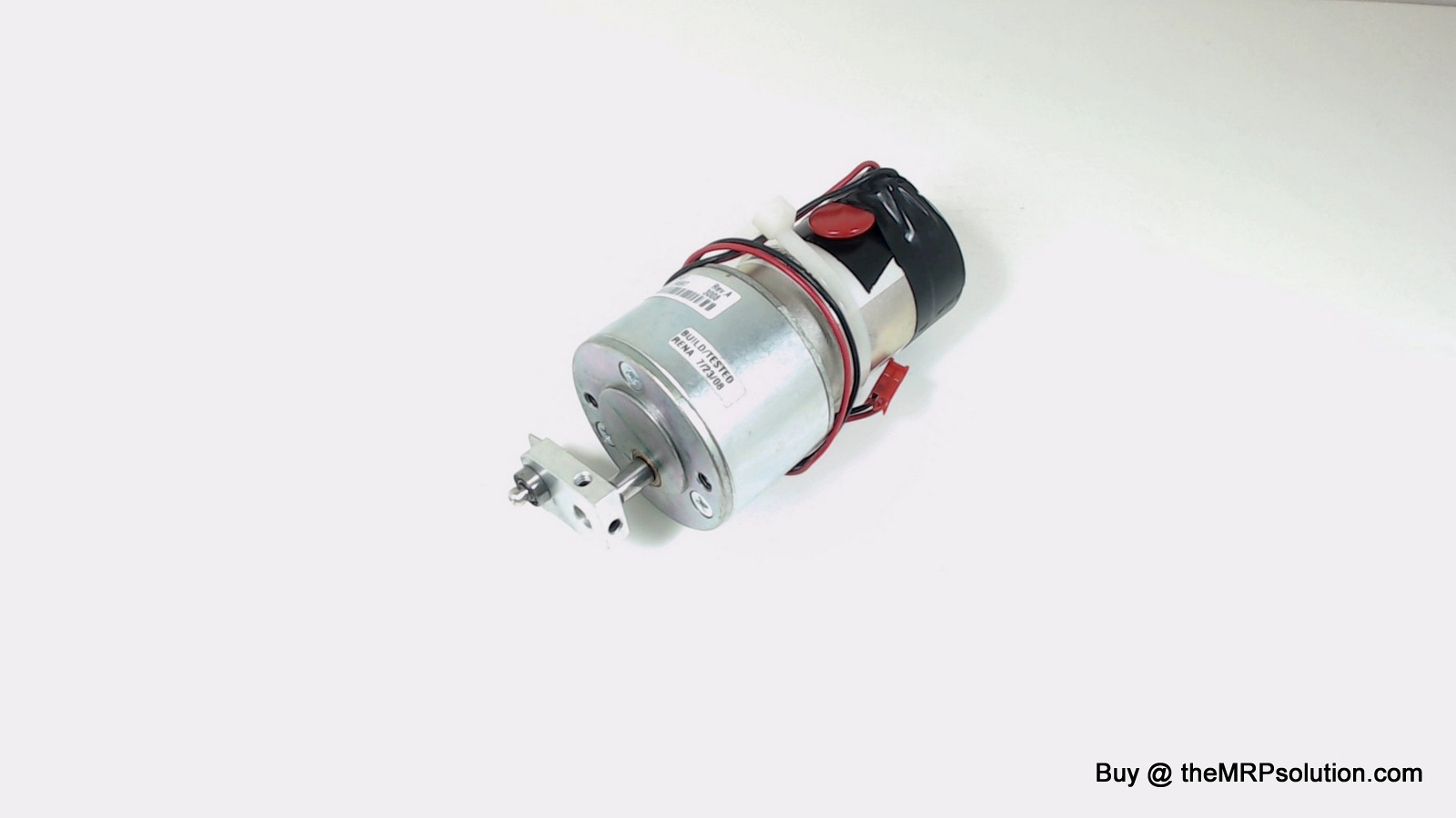 ZEBRA G30374M DRIVE MOTOR, CUTTER OPTION, XI4 New