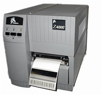 ZEBRA Z4000 PRINTER, THERMAL New