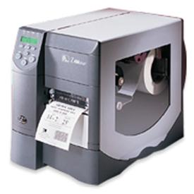 ZEBRA Z4M PLUS DT PRINTER, DIRECT THERMAL, Z4M PLUSDT New