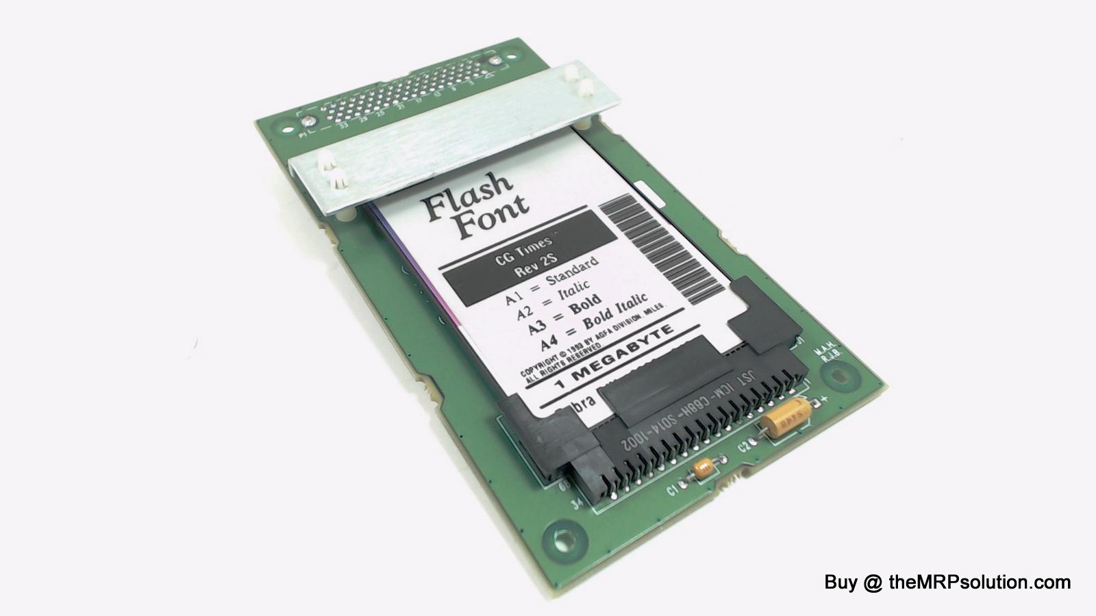 ZEBRA 46591 INTERNAL MEMORY CARD Refurbished