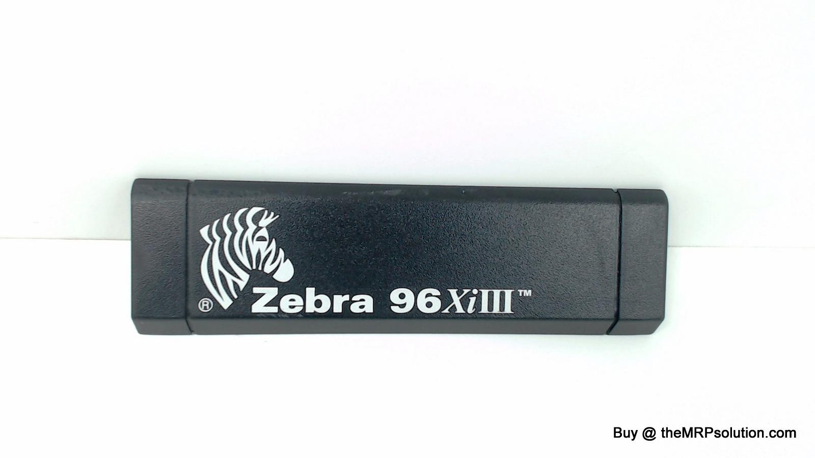 ZEBRA 47146 NAME PLATE, 96XI III Refurbished