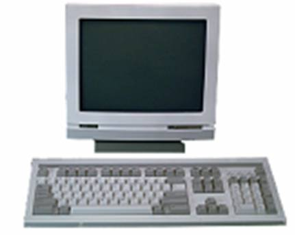 WYSE 900983-01 GREEN MONITOR, 150 Refurbished